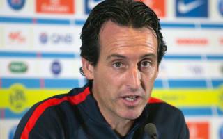 Emery keen to make instant impression at Parc des Princes