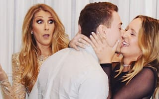 Celine Dion had the best reaction to a fan meet-and-greet