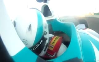 Video: This is why you're not a Formula One driver