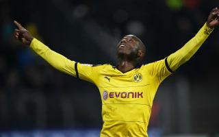 Darmstadt 0 Borussia Dortmund 2: Tuchel's side capitalise on Bayern slip