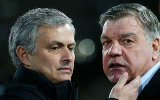 Mourinho feels sorry for Allardyce