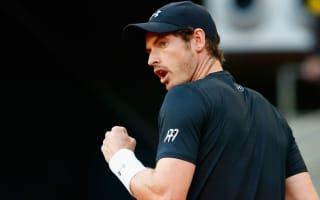 Murray battles past stubborn Stepanek
