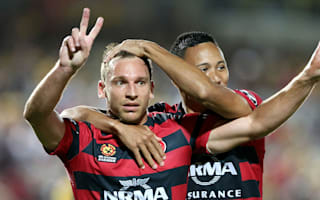 Central Coast Mariners 1 Western Sydney Wanderers 2: Late Santalab strike seals victory
