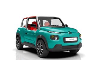 Citroen reveals electric E-Mehari buggy