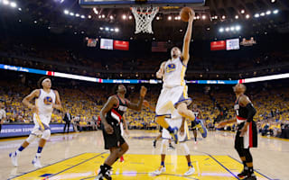 Warriors rally to 2-0 lead, Heat win in OT