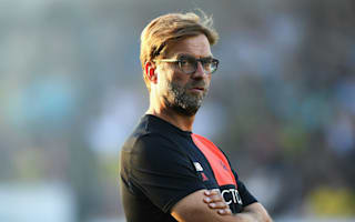 I do not want Sturridge as a wide player, insists Klopp
