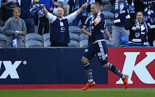 Berisha extends Victory stay