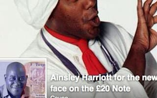 Will Ainsley Harriott be the new face of the £20?