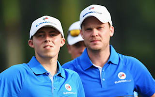 McGinley backs Europe's six Ryder Cup rookies
