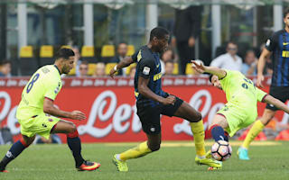 Kondogbia makes the same mistakes often - De Boer