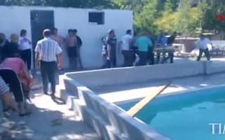 Five people electrocuted at water park in Turkey