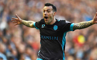 Brighton and Hove Albion 1 Sheffield Wednesday 1 (agg 1-3): Carvalhal's men ride out south-coast storm to reach Wembley