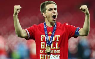 Lahm eyes role upstairs at Bayern Munich
