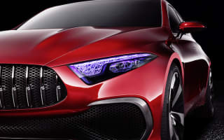Mercedes makes bold styling statement with the concept A