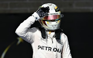 Hamilton not relinquishing title just yet