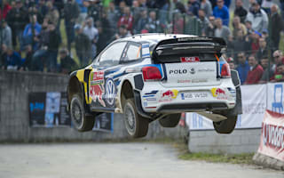 Ogier tops Portugal super special stage