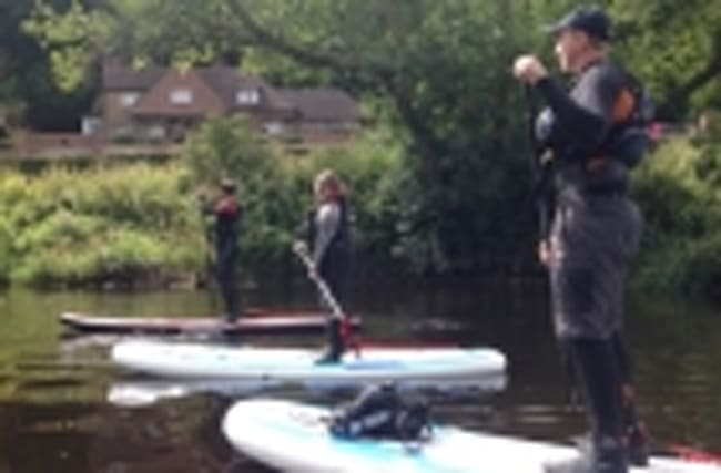 Win a SUP adventure for two!