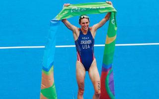Rio 2016: Jorgensen takes triathlon gold