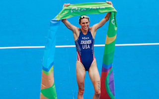 Rio 2016: Jorgensen takes triathlon gold