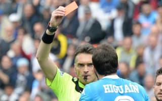 Serie A Review: Higuain meltdown damages Napoli's title hopes