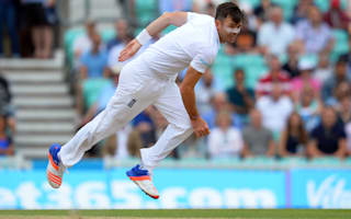 Anderson still sidelined for unchanged England