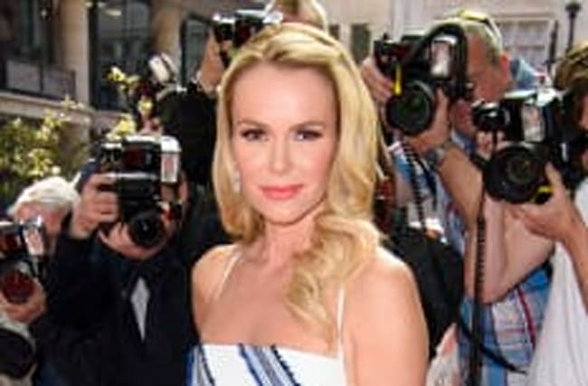 Amanda Holden welcomes Ofcom complaints about her outfits