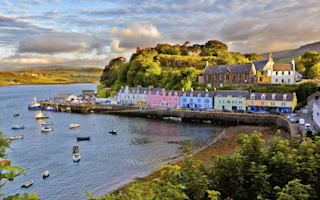 Isle of Skye voted most desirable place in Britain to live