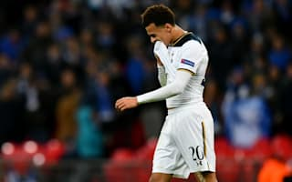 Spurs star Alli handed three-match European ban for horror tackle