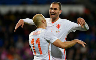 Allofs backs Dost to become key man for Netherlands