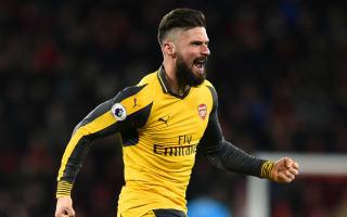 Bournemouth 3 Arsenal 3: Giroud completes incredible comeback