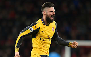Bournemouth 3 Arsenal 3: Giroud completes incredible comeback