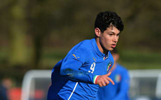 Pellegri equals record as youngest Serie A debutant