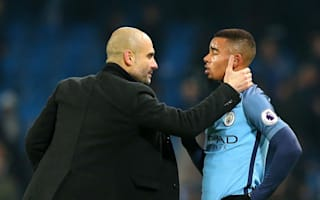 Jesus impressed by Guardiola's professionalism since joining Manchester City