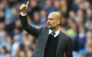 City won't be signing new defenders in January - Guardiola