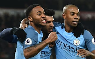 Bournemouth 0 Manchester City 2: Guardiola's men go second despite Jesus blow