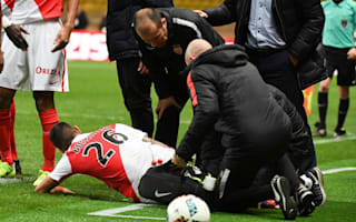 Boschilia's Monaco season likely to be over after ACL rupture