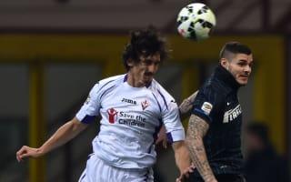 Fiorentina v Inter: Icardi remains confident of Champions League qualification