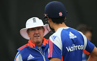 Bayliss brands Cook resignation rumours a 'pain in the backside'