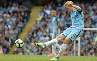 De Bruyne out of Manchester derby