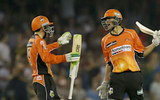 Agar seals thrilling final-ball Scorchers win