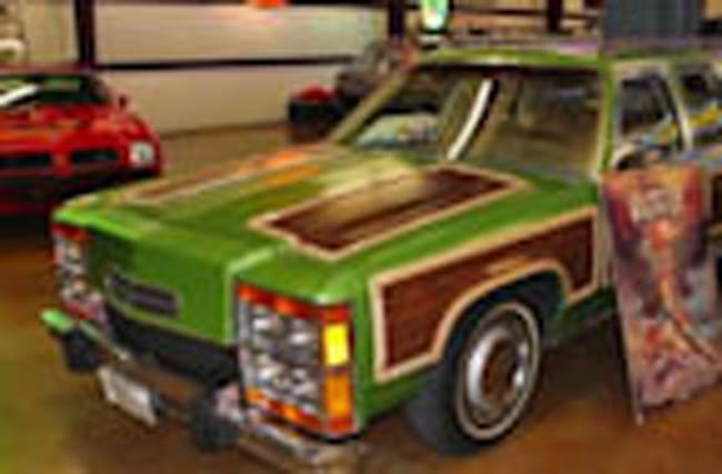 You Can Now Own The National Lampoon's Vacation Wagon