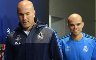 Pepe tips Zidane to become top coach
