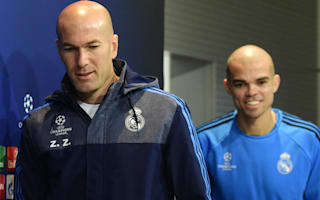 Pepe tips Zidane to become top coach