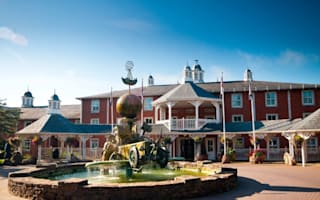 Win! A break for four at Alton Towers Resort