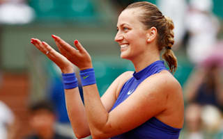Kvitova delights in 'special' comeback win