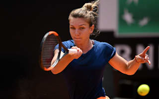 French Open favourite Halep marches on in Rome