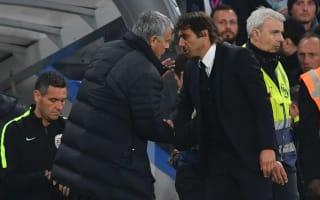 Bilic praises Conte's 'aggressive' demeanour