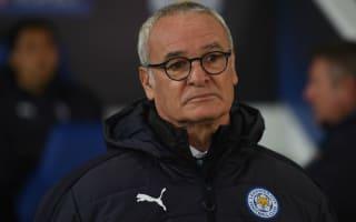 Ranieri hails Schmeichel's 'amazing save'