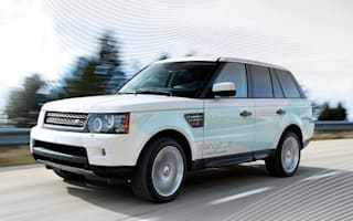 Land Rover confirms diesel hybrid Range Rover for 2012