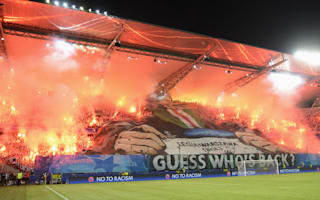 Legia condemn fan violence but deny claims of anti-Semitic chanting